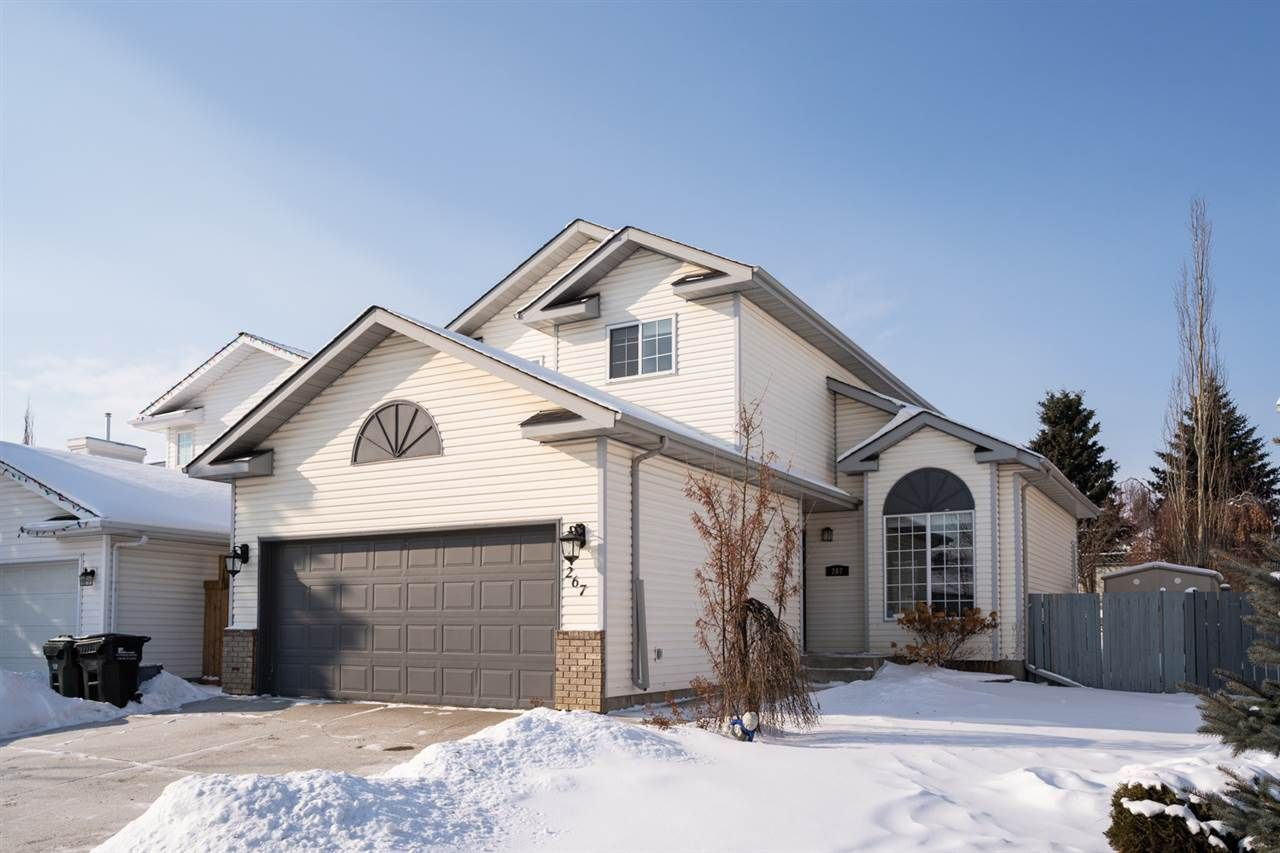 Main Photo: 267 REGENCY Drive: Sherwood Park House for sale : MLS®# E4229019