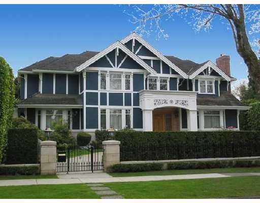 Main Photo: 6388 WILTSHIRE Street in Vancouver: South Granville House for sale (Vancouver West)  : MLS®# V705094