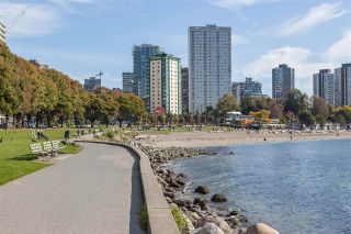 """Photo 38: 201 1924 COMOX Street in Vancouver: West End VW Condo for sale in """"WINDGATE ON THE PARK"""" (Vancouver West)  : MLS®# R2513108"""