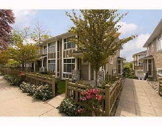 """Main Photo: 938 WESTBURY Walk in Vancouver: South Cambie Townhouse for sale in """"CHURCHILL GARDEN"""" (Vancouver West)  : MLS®# V719362"""