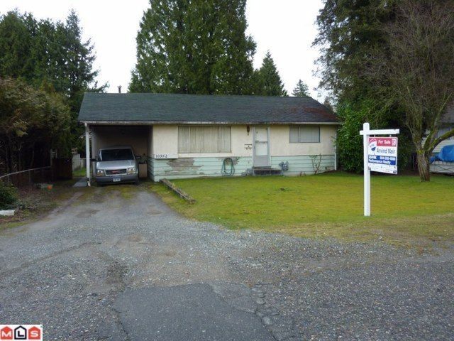 Main Photo: 10352 155A Street in Surrey: Guildford House for sale (North Surrey)  : MLS®# F1204347