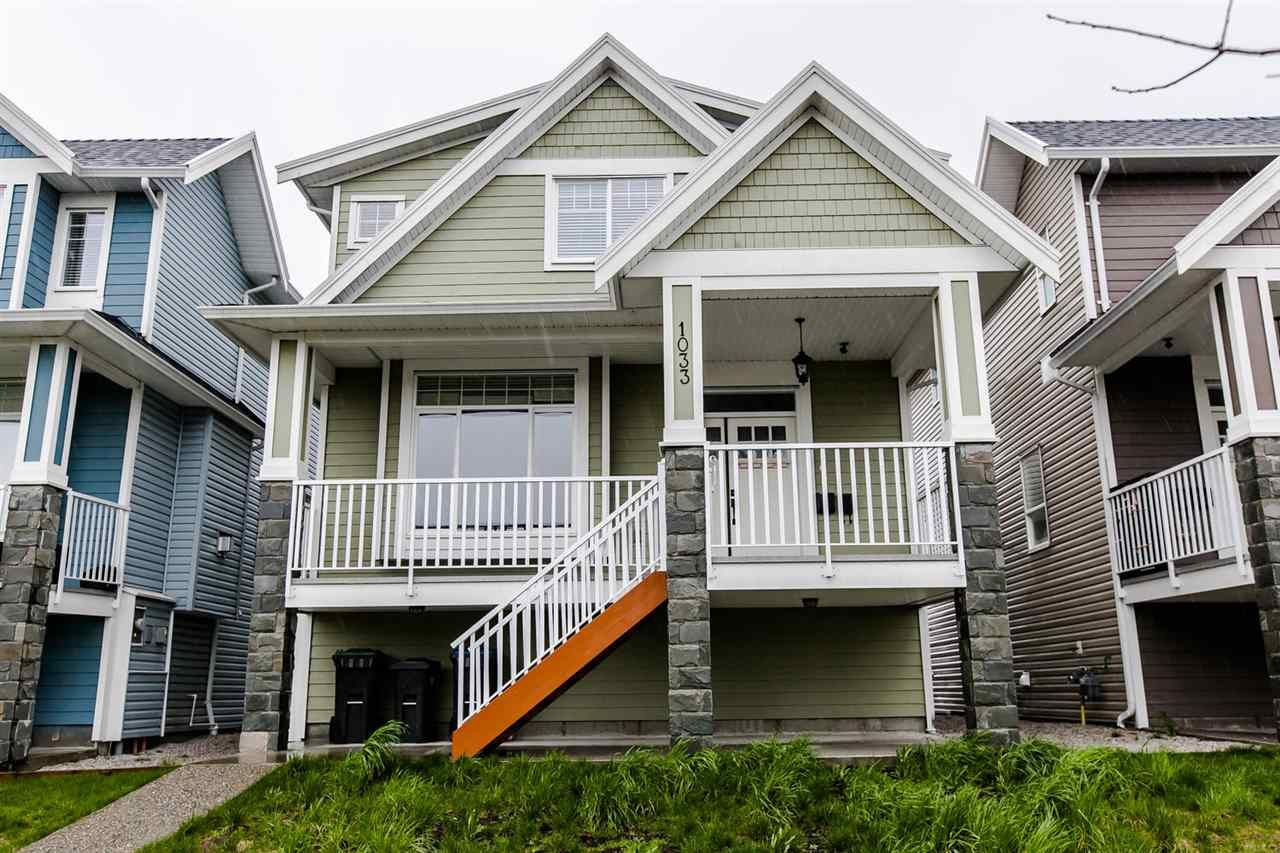 Main Photo: 1033 SALTER STREET in : Queensborough House for sale : MLS®# R2047476