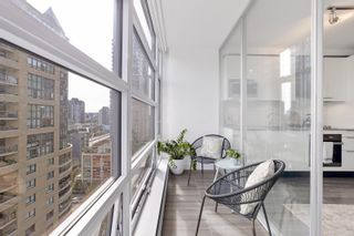 """Photo 11: 1505 1283 HOWE Street in Vancouver: Downtown VW Condo for sale in """"TATE"""" (Vancouver West)  : MLS®# R2625032"""