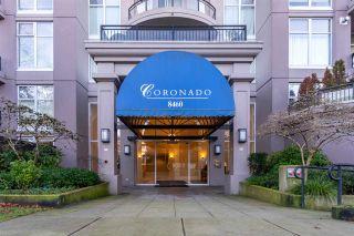 """Photo 2: 402 8460 GRANVILLE Avenue in Richmond: Brighouse South Condo for sale in """"Coronado"""" : MLS®# R2622861"""