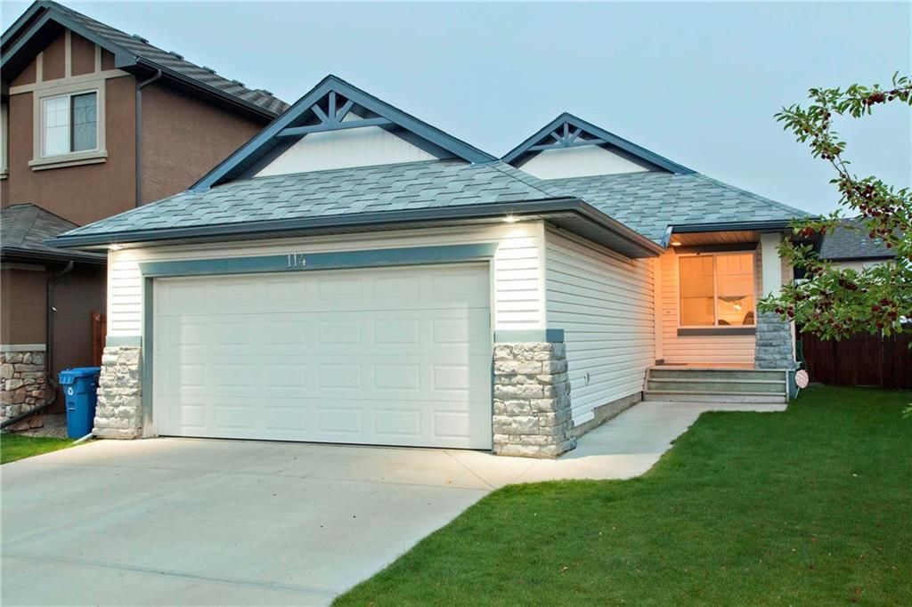 Main Photo: 114 Chapalina Rise SE in Calgary: Chaparral Detached for sale : MLS®# A1079445
