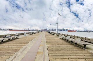 """Photo 18: 803 175 VICTORY SHIP Way in North Vancouver: Lower Lonsdale Condo for sale in """"Cascade West"""" : MLS®# R2565642"""