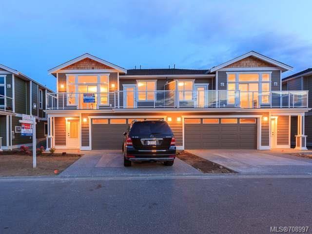 Main Photo: 6183 Arlin Pl in NANAIMO: Na North Nanaimo Row/Townhouse for sale (Nanaimo)  : MLS®# 708997