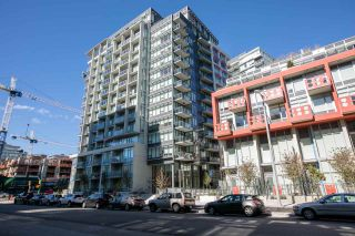 Photo 1: 1707 111 E 1ST AVENUE in Vancouver: Mount Pleasant VE Condo for sale (Vancouver East)  : MLS®# R2151070