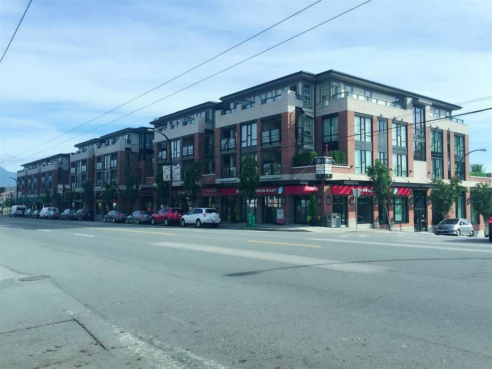 Main Photo: 412 4550 FRASER STREET in Vancouver East: Fraser VE Home for sale ()  : MLS®# R2109559