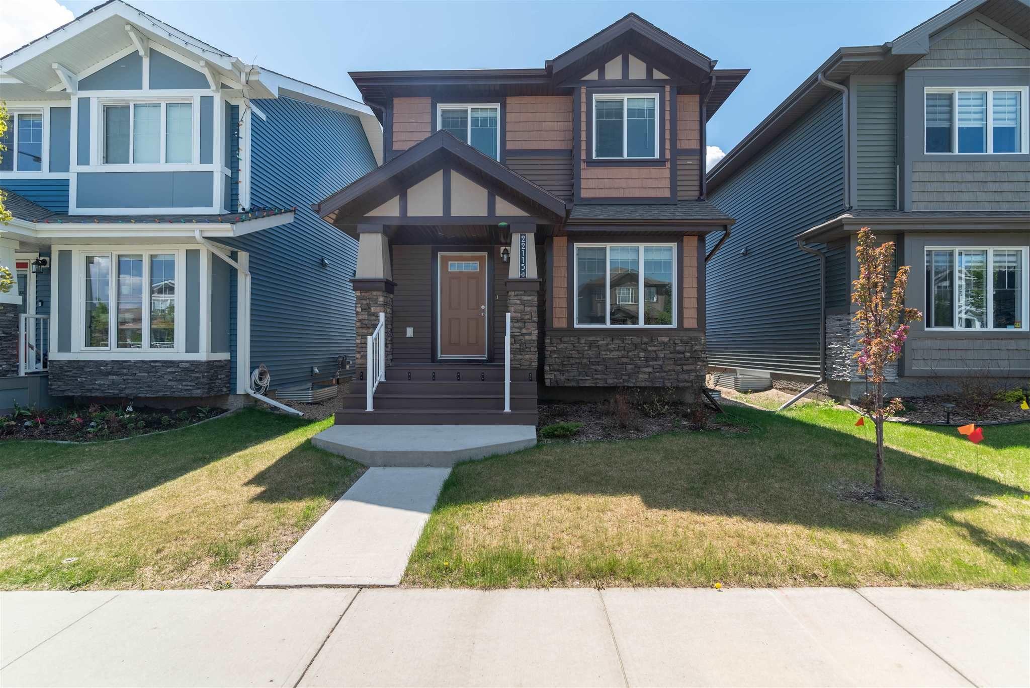 Main Photo: 22115 88 Avenue in Edmonton: Zone 58 House for sale : MLS®# E4247257