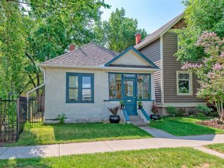 Photo 1: 809 1 Avenue NW in Calgary: Sunnyside Detached for sale : MLS®# C4189649
