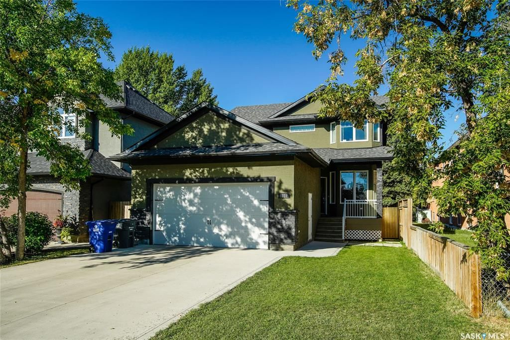 Main Photo: 1310 Park Avenue in Saskatoon: Holliston Residential for sale : MLS®# SK847293
