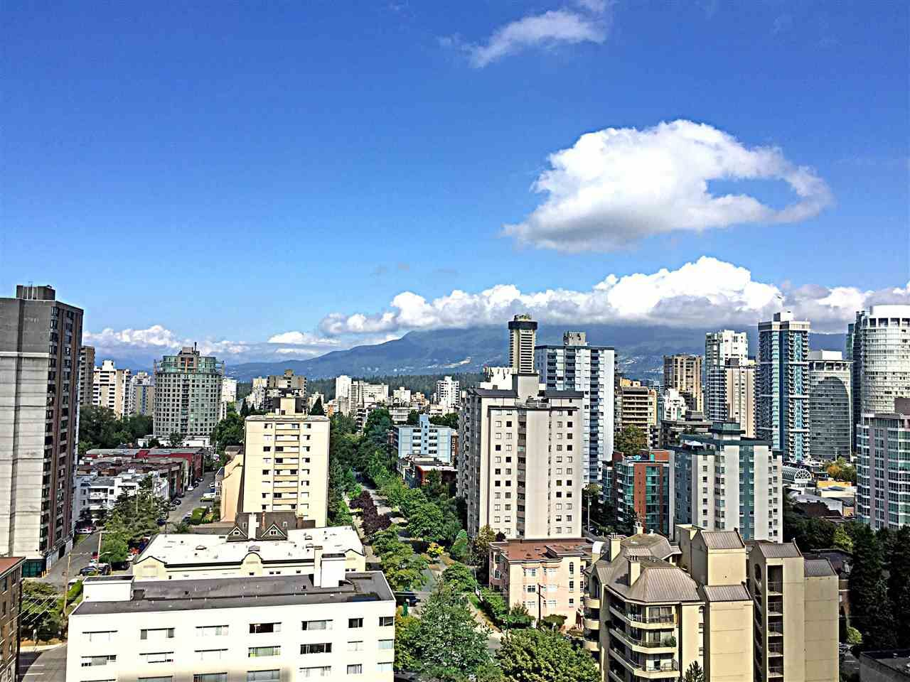Main Photo: 1805 1028 BARCLAY STREET in Vancouver: West End VW Condo for sale (Vancouver West)  : MLS®# R2096950