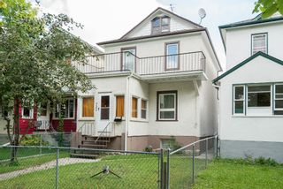 Photo 1: 721 College Avenue in Winnipeg: North End Single Family Detached for sale (4A)  : MLS®# 1623391