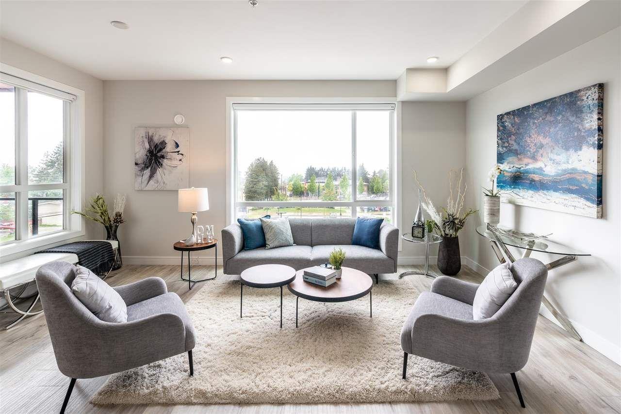 """Main Photo: 403 11501 84 Avenue in Delta: Scottsdale Condo for sale in """"Delta Gardens"""" (N. Delta)  : MLS®# R2585661"""