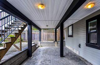 Photo 2: 950 DELESTRE Avenue in Coquitlam: Maillardville 1/2 Duplex for sale : MLS®# R2426856