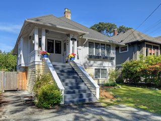 Photo 1: 1566 Yale St in Oak Bay: OB North Oak Bay House for sale : MLS®# 843936