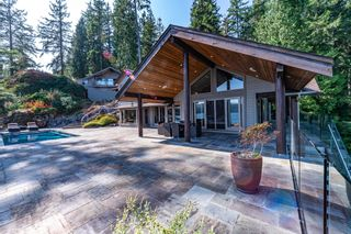 Photo 7: 5772 SUNSHINE FALLS Lane in North Vancouver: Woodlands-Sunshine-Cascade House for sale : MLS®# R2613401