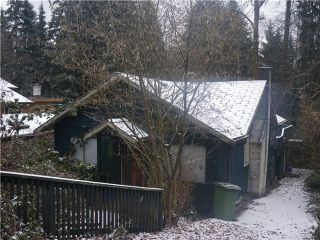 Photo 1: 1634 DEEP COVE Road in North Vancouver: Deep Cove House for sale : MLS®# V1038584