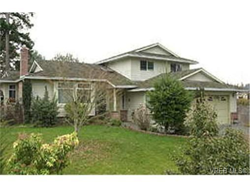 Main Photo: 5029 Cambria Wood Terr in VICTORIA: SE Cordova Bay House for sale (Saanich East)  : MLS®# 254512