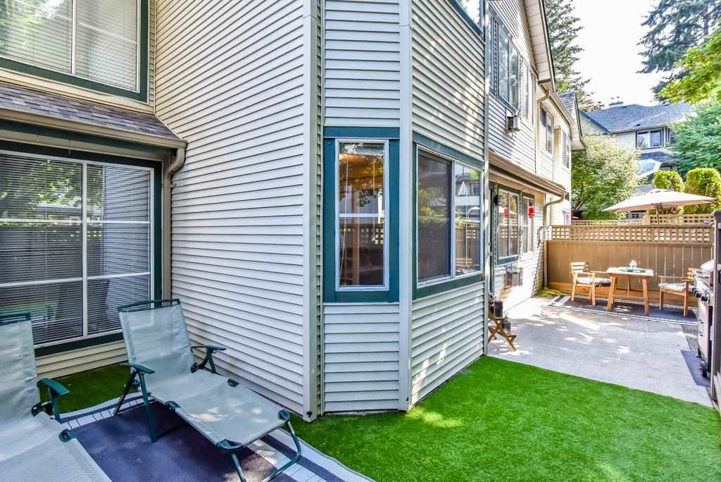 Main Photo: 53 19034 MCMYN ROAD in Pitt Meadows: Mid Meadows Townhouse for sale : MLS®# R2302301