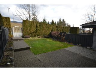 "Photo 18: 150 2998 ROBSON Drive in Coquitlam: Westwood Plateau Townhouse for sale in ""FOXRUN"" : MLS®# V1046791"