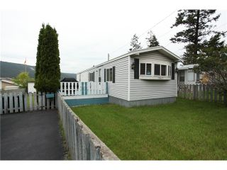 Photo 1: 1067 DAIRY Road in Williams Lake: Williams Lake - City Manufactured Home for sale (Williams Lake (Zone 27))  : MLS®# N228796