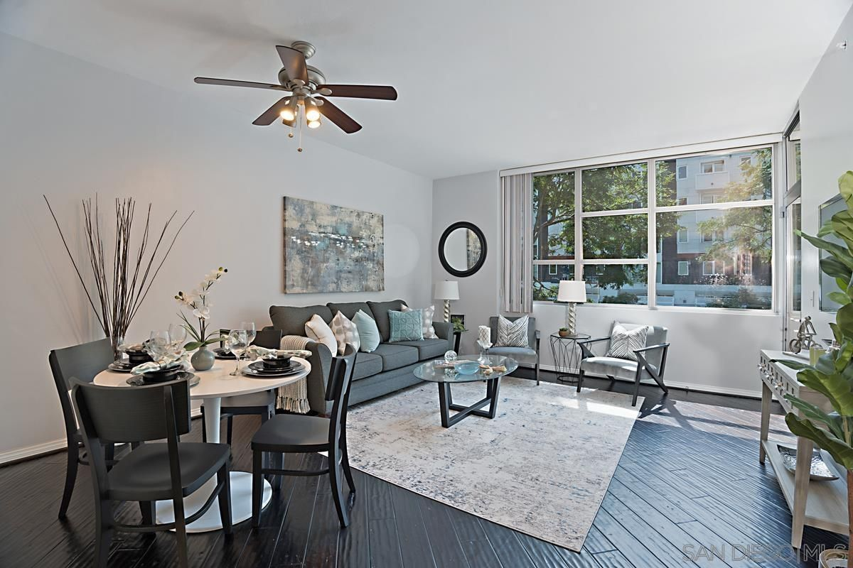 Main Photo: Condo for sale : 1 bedrooms : 206 Park Blvd #209 in San Diego