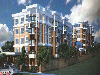 "Photo 1: 318 13883 LAUREL Drive in Surrey: Whalley Condo for sale in ""Emerald Heights"" (North Surrey)  : MLS®# R2430952"