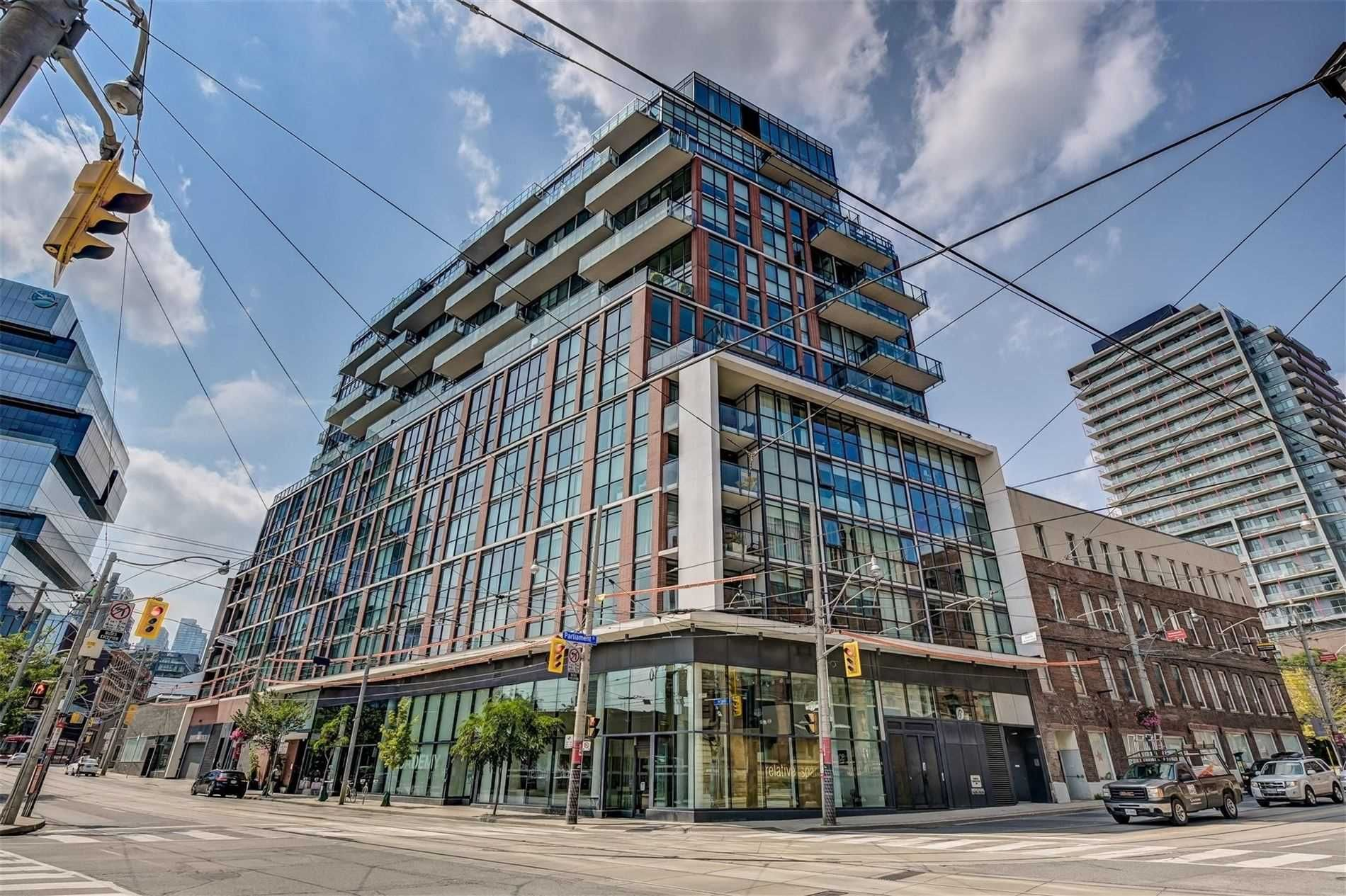 Main Photo: 910 318 E King Street in Toronto: Moss Park Condo for lease (Toronto C08)  : MLS®# C5337986