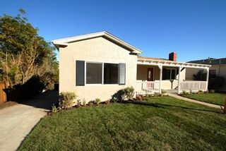 Photo 1: SAN DIEGO House for sale : 3 bedrooms : 4549 MATARO
