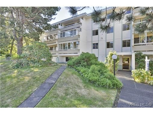 Main Photo: 317 1025 Inverness Road in VICTORIA: SE Quadra Residential for sale (Saanich East)  : MLS®# 319707