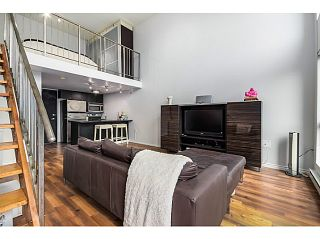 Photo 5: # 407 1 E CORDOVA ST in Vancouver: Downtown VE Condo for sale (Vancouver East)  : MLS®# V1086098