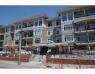 Photo 1: 404 2353 MARPOLE Ave in Port Coquitlam: Central Pt Coquitlam Home for sale ()  : MLS®# V661481