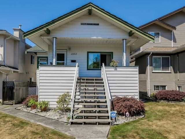 Main Photo: Map location: 2253 E 35TH AV in Vancouver: Victoria VE House for sale (Vancouver East)  : MLS®# V1132714