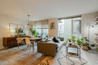 """Photo 1: 304 1650 W 7TH Avenue in Vancouver: Fairview VW Condo for sale in """"VIRTU"""" (Vancouver West)  : MLS®# R2612218"""