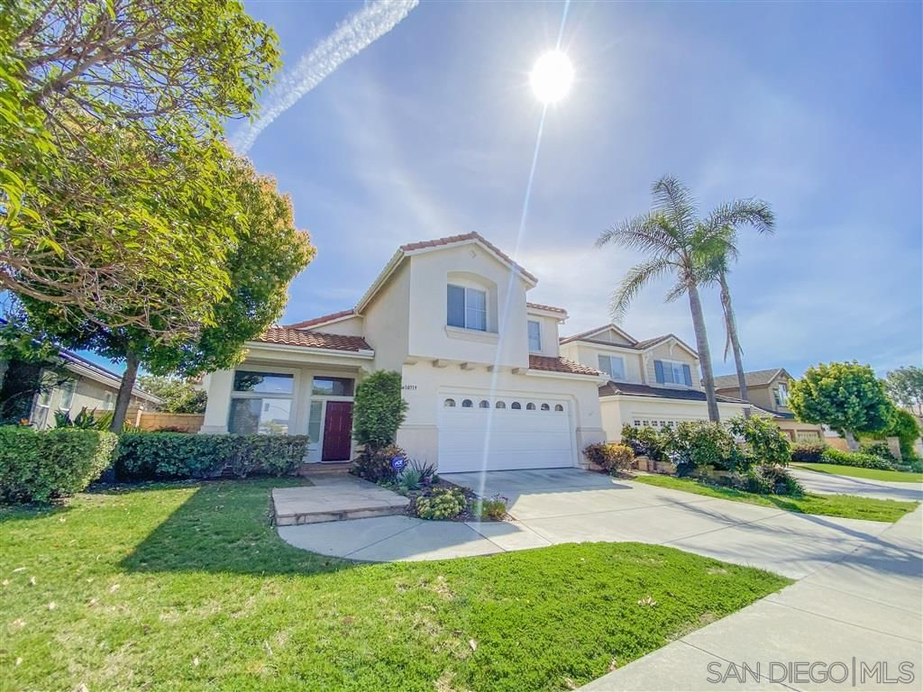 Main Photo: SAN DIEGO House for rent : 4 bedrooms : 10719 Passerine Way