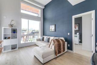"""Photo 4: 609 733 W 3RD Street in North Vancouver: Hamilton Condo for sale in """"THE SHORE"""" : MLS®# R2222279"""