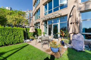 Photo 3: 103 388 DRAKE STREET in Vancouver: Yaletown Condo for sale (Vancouver West)  : MLS®# R2111849