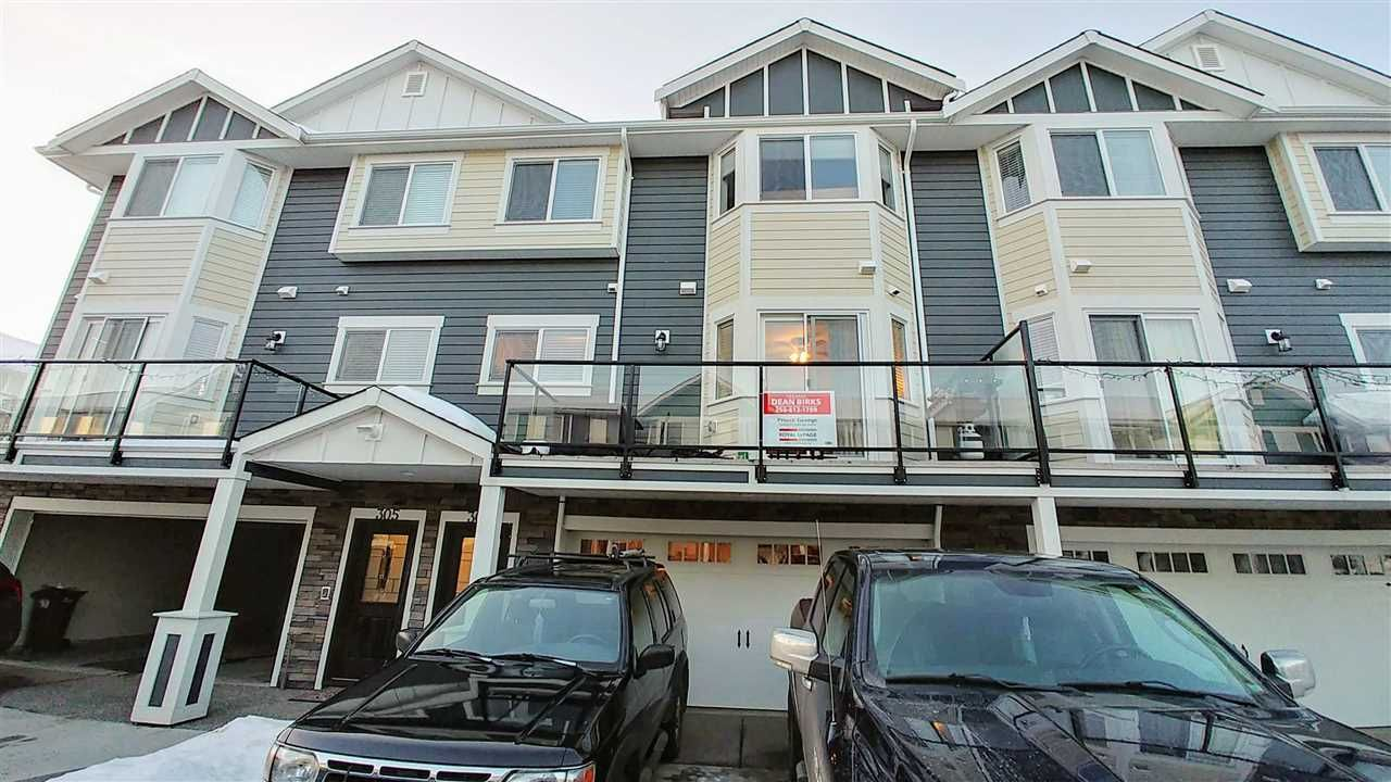 """Main Photo: 304 467 S TABOR Boulevard in Prince George: Heritage Townhouse for sale in """"HERITAGE"""" (PG City West (Zone 71))  : MLS®# R2336028"""