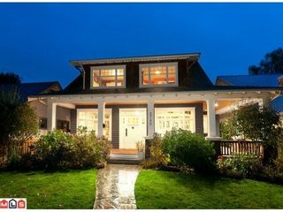 Photo 1: 2788 MCBRIDE Ave in South Surrey White Rock: Crescent Bch Ocean Pk. Home for sale ()  : MLS®# F1226351