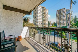 """Photo 20: 306 625 HAMILTON Street in New Westminster: Uptown NW Condo for sale in """"CASA DEL SOL"""" : MLS®# R2616176"""