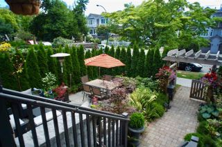 Photo 14: 2575 W 7TH Avenue in Vancouver: Kitsilano Townhouse for sale (Vancouver West)  : MLS®# R2245156