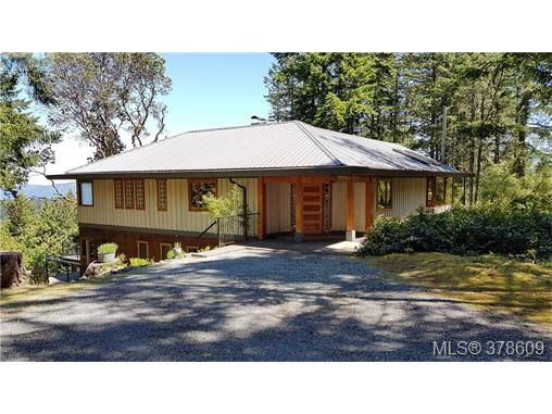 Main Photo: 209 Frazier Rd in SALT SPRING ISLAND: GI Salt Spring House for sale (Gulf Islands)  : MLS®# 760232