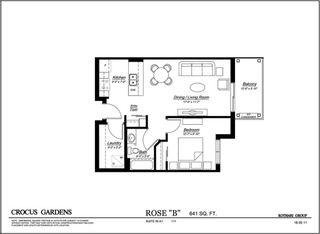 Photo 3: 111 50 Philip Lee Drive in Winnipeg: Crocus Meadows Condominium for sale (3K)  : MLS®# 202001376
