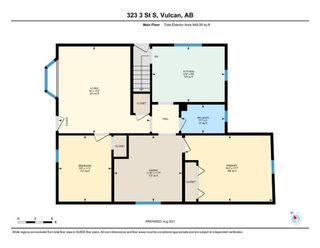 Photo 3: 323 3 Street S: Vulcan Detached for sale : MLS®# A1142194