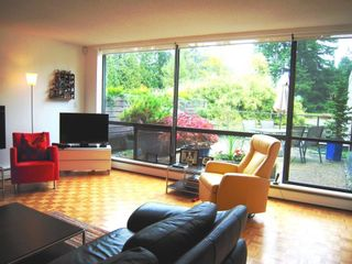 """Photo 2: 105 4900 CARTIER Street in Vancouver: Shaughnessy Condo for sale in """"SHAUGHNESSY PLACE I"""" (Vancouver West)  : MLS®# V861978"""