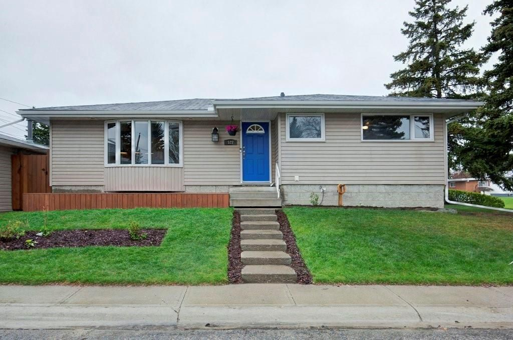 Main Photo: 527 MURPHY Place NE in Calgary: Mayland Heights Detached for sale : MLS®# C4297429