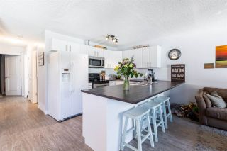 Photo 1: 10418 28A Avenue in Edmonton: Zone 16 Townhouse for sale : MLS®# E4239227