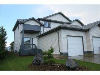 Photo 1: 74 WEST TERRACE Road: Cochrane House for sale : MLS®# C4073559